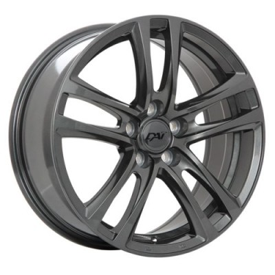 roue Dai Alloys OEM, graphite (18X8.0, 5x100, 56.1, déport 45)
