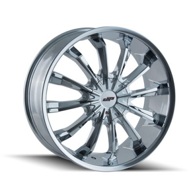 Roue Dip FUSION, chrome (22X9.5, 5x114.3/120, 74.1, déport 35)