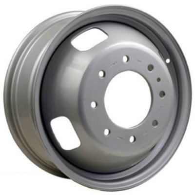 Roue PMC Steel Wheels, gris (17X6.5, 8x200, 141, déport 142)