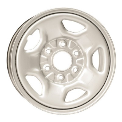 Roue PMC Steel Wheels, gris (16X6.5, 6x139.7, 78.1, déport 30)
