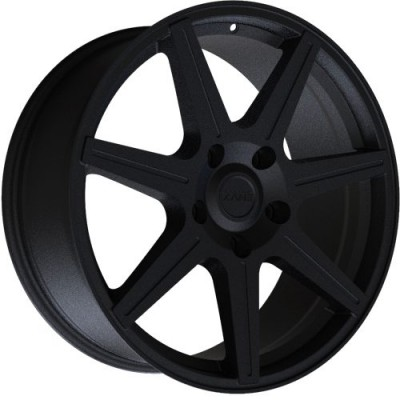 Roue Envy Wheels Elite, noir (18X8, 5x114.3, 73.10, déport 40)