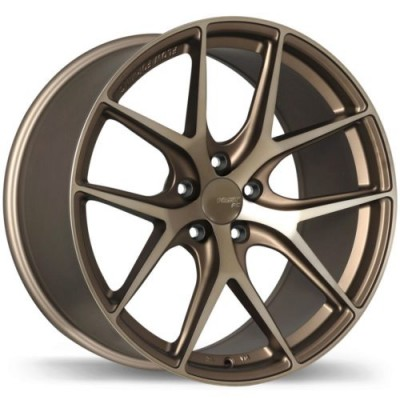 roue Fast Wheels FC04, bronze mat (19X9.5, 5x100, 72.6, déport 35)
