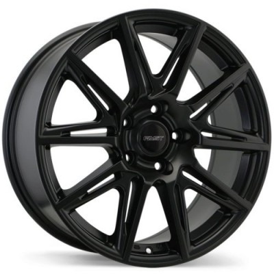 Roue Fast Wheels Switch, noir satine (18X8, 5x115, 70.3, déport 40)