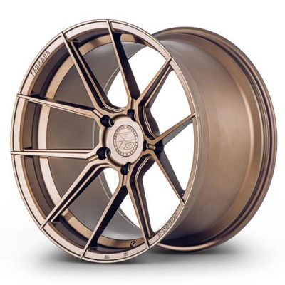 Roue Ferrada Wheels Forge-8-FR8, bronze mat (20X10, 5x112, , déport 33)