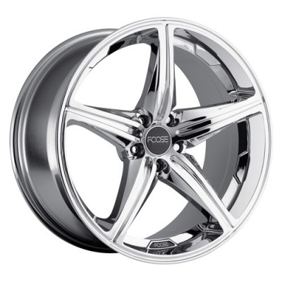 roue FOOSE SPEED F135, chrome (17X7.5, 5x114.3, 72.6, déport 40)