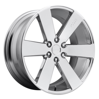roue FOOSE Switch F157, chrome (22X9.5, 6x139.7, 78.1, déport 30)