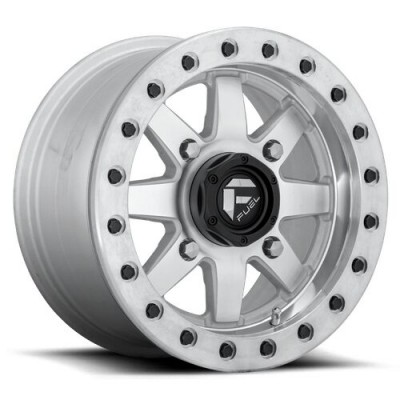 Roue FUEL D937 MAVERICK BL - OFF ROAD ONLY, machine (14X7, 4x156, 132, déport 38)