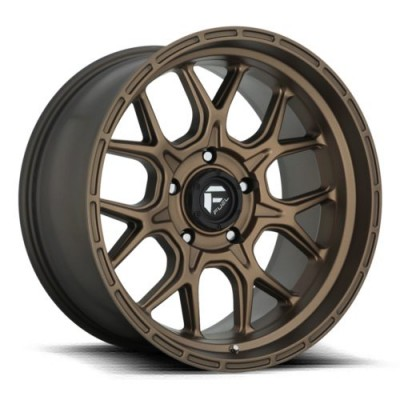 Roue FUEL Tech D671, bronze mat (17X9, 6x139.7, 106.3, déport 2)