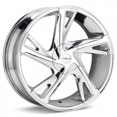 Roue Helo HE902, chrome (16X7, 5x114.3/120, 74.10, déport 42)