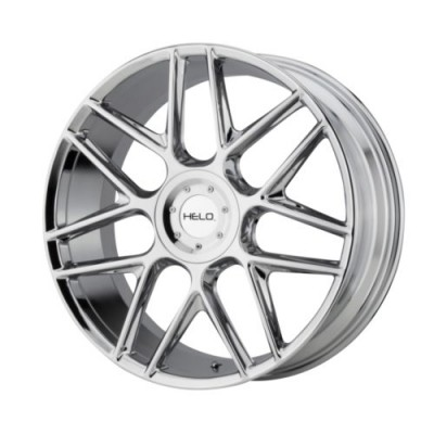 Roue Helo HE912, chrome (17X7.5, , 72.6, déport 18)
