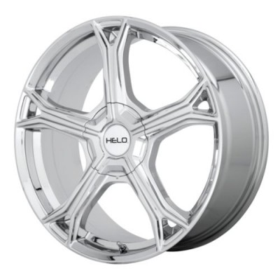 Roue Helo Wheels HE915, chrome (17X7.5, 5x108.00/114.30, 72.6, déport 38)