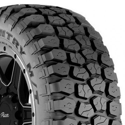 Hercules Tires - Ironman - All Country M/T - LT35/12.5R22 E 117Q BSW