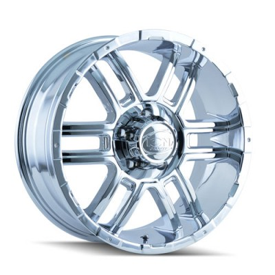 Roue Alloy Ion 179, chrome (20X9, 5x127, 83.82, déport 12)