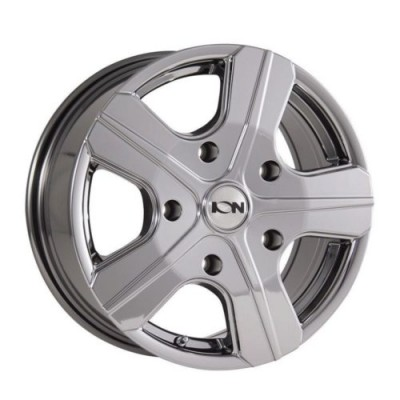 roue ION Alloy 101, chrome (16X7, 5x160, 65.1, déport 55)