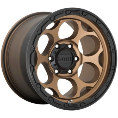 Roue KMC Wheels DIRTY HARRY, bronze mat (17.00X8.50, 8x165.10, 125.1, déport 0)