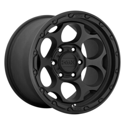 Roue KMC Wheels DIRTY HARRY, noir (17.00X8.50, 8x180.00, 124.2, déport 0)