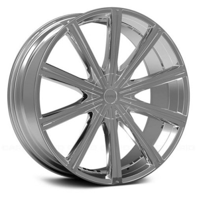 Roue KRONIK EPIQ, chrome (22X8.5, 5x108/114.3, 73.1, déport 40)