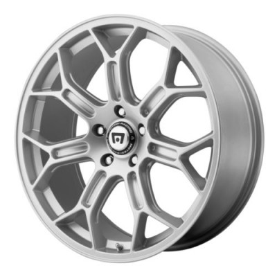 roue Motegi MR120 TECHNO MESH S, argent ultra (20X9, 5x120.65, 72.6, déport 24)