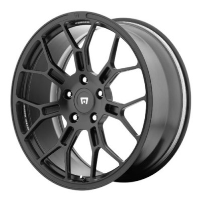 Roue Motegi MR130 TECHNO MESH, noir satine (22X11, 5x130, 71.60, déport 63)