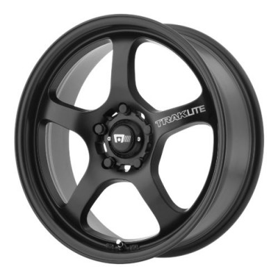 Roue Motegi MR131, noir satine (17X7, 5x114.3, 72.60, déport 45)