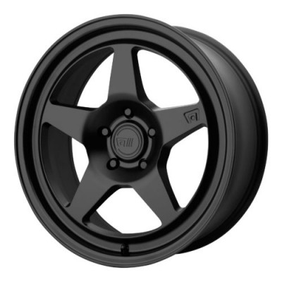Roue Motegi MR137, noir satine (18X8.5, 5x100, 72.60, déport 45)