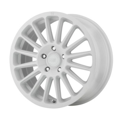 Roue Motegi MR141, blanc (16X7.5, 5x100, 72.6, déport 40)
