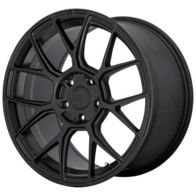 Roue Motegi MR147 CM7, noir satine (18X9.5, 5x114.30, 72.6, déport 35)