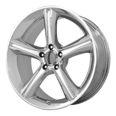Roue OE Creations PR109, chrome (18X10, 5x114.3, 70.60, déport 45)
