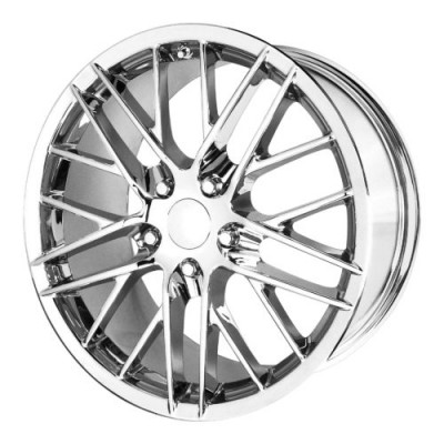 Roue OE Creations PR121, chrome (17X8.5, 5x120.65, 70.70, déport 49)