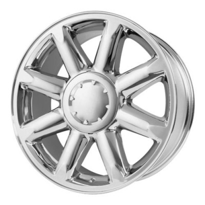 Roue OE Creations PR133, chrome (20X8.5, 6x139.7, 78.30, déport 31)