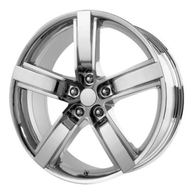 Roue OE Creations PR134, chrome (20X8, 5x120, 67.00, déport 35)