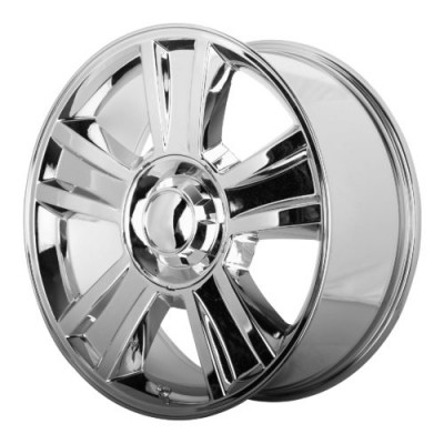 Roue OE Creations PR143, chrome (20X8.5, 6x139.7, 78.30, déport 31)