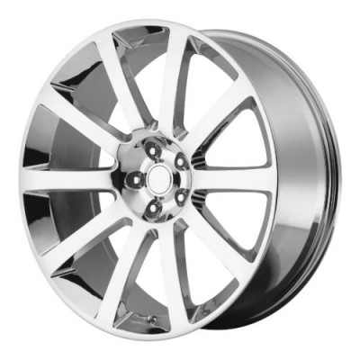Roue OE Creations PR146, chrome (20X9, 5x115, 71.50, déport 26)