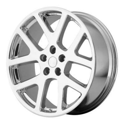 Roue OE Creations PR149, chrome (20X9, 5x115, 71.50, déport 18)