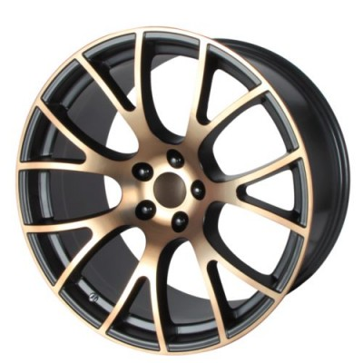 Roue OE Creations PR161, bronze (20X10, 5x115, 71.50, déport 18)