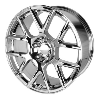 Roue OE Creations PR163, chrome (20X9, 5x115, 71.50, déport 20)
