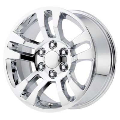 Roue OE Creations PR175, chrome (18X8, 6x139.7, 78.3, déport 24)