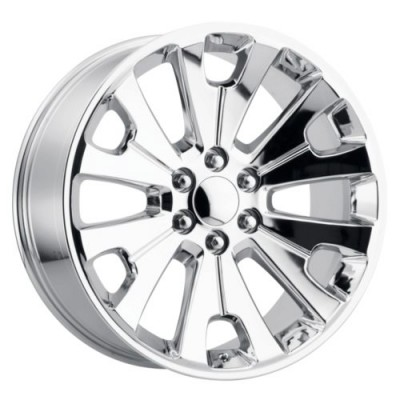 roue OE Creations PR190, chrome (22X9, 6x139.7, 78.1, déport 24)