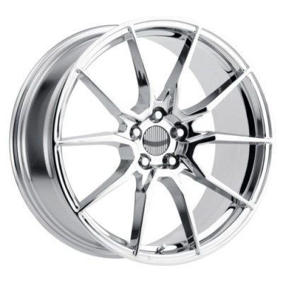 roue OE Creations PR193, chrome (18X9, 5x114.3, 70.6, déport 30)