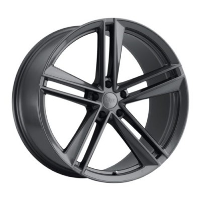 Roue Ohm Wheels LIGHTNING, gris gunmetal (18X8.5, 5x120, 64.1, déport 30)