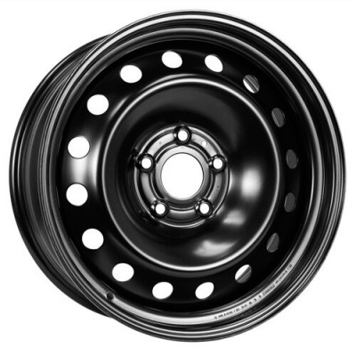 roue PMC Steel Wheel, noir (20X8, 5x139.7, 78.1, déport 19)