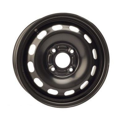 roue PMC Steel Wheel, noir (14X6, 4x108, 63.3, déport 44)