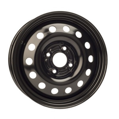 roue PMC Steel Wheel, noir (15X6, 4x108, 63.3, déport 47)