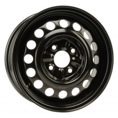 roue PMC Steel Wheel, noir (15X6, 4x114.3, 67.1, déport 45)