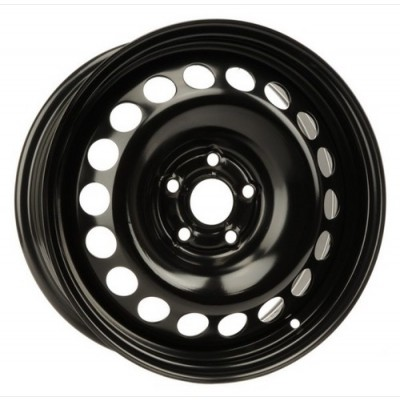 roue PMC Steel Wheel, noir (16X7, 5x105, 56.6, déport 39)
