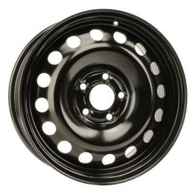 roue PMC Steel Wheel, noir (16X7, 5x110, 65.1, déport 37)