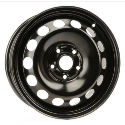 roue PMC Steel Wheel, noir (16X7, 5x112, 57.1, déport 50)