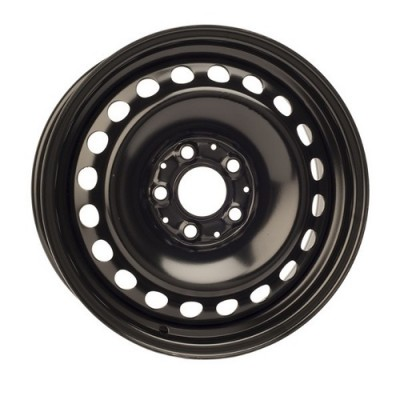 roue PMC Steel Wheel, noir (16X7, 5x112, 66.6, déport 40)
