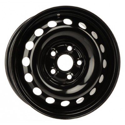 roue PMC Steel Wheel, noir (16X7, 5x120, 65, déport 51)