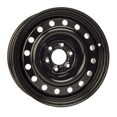 roue PMC Steel Wheel, noir (16X7, 6x114.3, 71.5, déport 25)